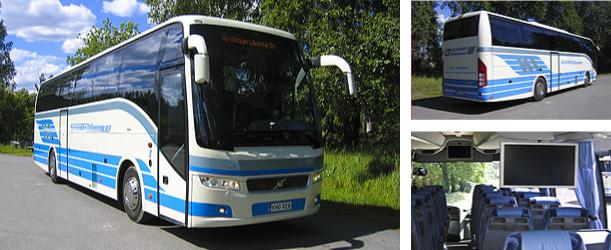 Hyvinkään Liikenne Oy - bussit_1 Puhtaasti Neste MY biopolttoaineella