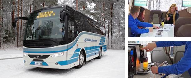 Hyvinkään Liikenne Oy - bussit_16 Puhtaasti Neste MY biopolttoaineella